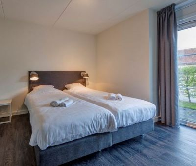 Vakantiehuis Kamperland: Luxe villa met sauna type R8A 8-personen