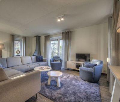 Vakantiehuis Kamperland: Luxe villa met sauna type R8C 8-personen