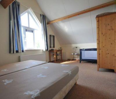 Vakantiehuis Kamperland: luxe villa type VDL 4-personen