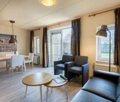 Vakantiehuis Kamperland: Villa met sauna type 5C 5-personen