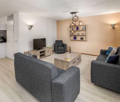 Vakantiehuis Kamperland: Luxe landhuis type R6C 6-personen
