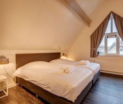 Vakantiehuis Kamperland: Luxe villa type R4A 4-personen