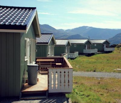 Bungalows huren in Honningsvag, Noordkaap, Finnmark, Noorwegen   vakantiehuisje voor 4 - 6 personen