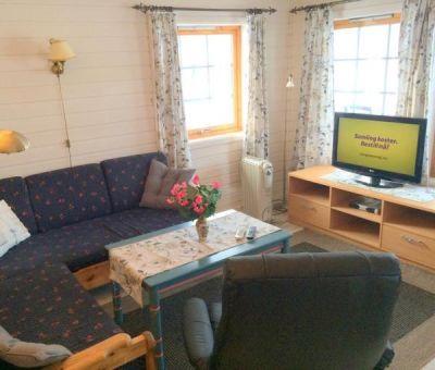 Vakantiewoningen huren in Rokland, Nordland, Noorwegen | vakantiehuisje voor 7 personen