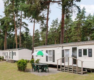 Mobilhomes en stacaravans huren in Herkenbosch, Roermond, Limburg, Nederland | vakantiehuisje voor 6 - 8 personen
