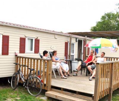 Chalets en mobilhomes huren in Mol, Vlaanderen, Belgie | vakantiehuisje voor 8 personen