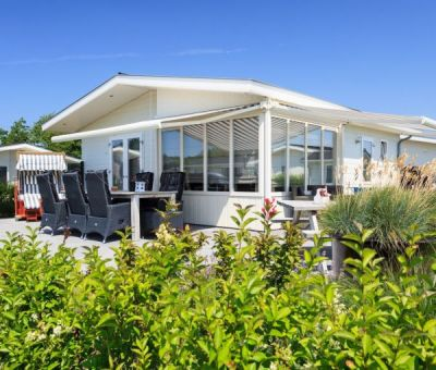 Vakantiewoningen huren in Noordwijk, Zuid Holland, Nederland | luxe chalet voor 5 personen