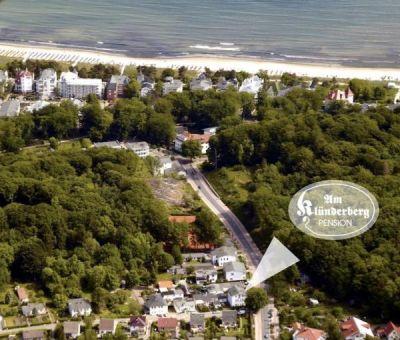 Vakantiewoningen huren in Binz, Oostzee-Rügen, Duitsland | appartement voor 4 personen