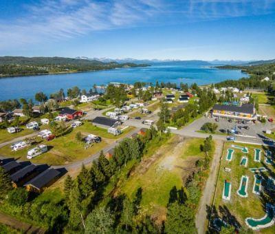 Vakantiewoningen huren in Ballangen, Nordland, Noorwegen | vakantiehuisje voor 3-4 personen