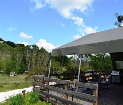 Vakantiewoningen huren in Monteciccardo, Marche, Italie | mobilhome voor 5 personen