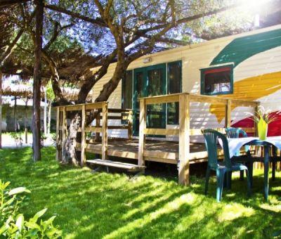 Vakantiewoningen huren in Porto Cesareo, Lecce, Apulië, Italie | mobilhome voor 6 personen