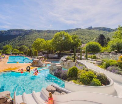 Vakantiewoningen huren in Nant bij Millau, Midi-Pyreneeën Aveyron, Frankrijk | mobilhomes voor 6 personen