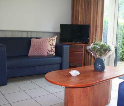 Vakantiehuis Terwolde a/d IJssel: Bungalow type D Basis 6-personen