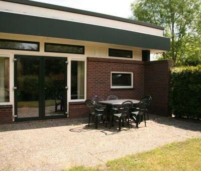 Vakantiehuis Terwolde a/d IJssel: Bungalow type D Basis 8-personen