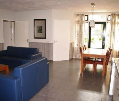 Vakantiehuis Terwolde a/d IJssel: Bungalow type F Comfort 12-personen