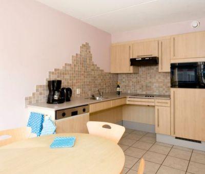 Vakantiehuis Renesse: Aangepaste bungalow type SGM 8-personen