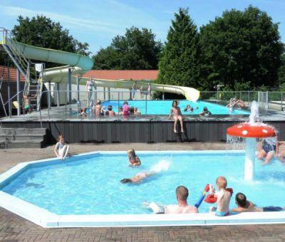 Vakantiehuis Schoonloo: Chalet type A Comfort 4-personen