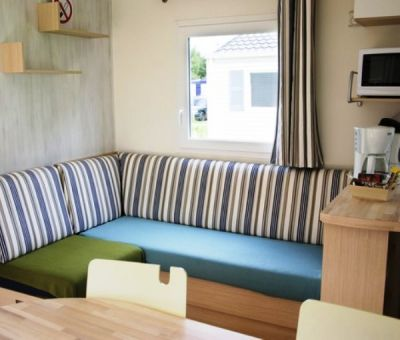 Vakantiehuisjes huren in Jabbeke, Belgische Kust, Belgie | mobilhomes voor 6 personen