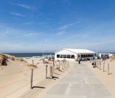 Vakantiewoningen huren in Noordwijk, Zuid Holland, Nederland | chalet voor 2 personen