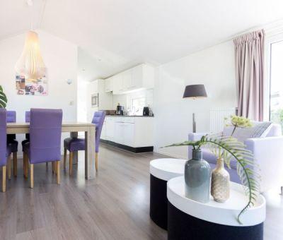 Vakantiewoningen huren in Noordwijk, Zuid Holland, Nederland   luxe chalet voor 4 personen