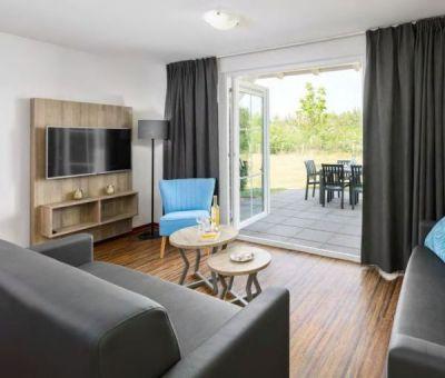 Vakantiehuis Arcen: Luxe villa type GB Comfort 16-personen