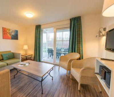 Vakantiehuis Arcen: Luxe villa type KVR 8-personen