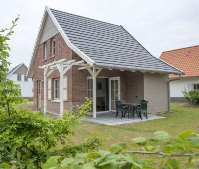 Vakantiehuis Arcen: Luxe villa type KVR4B 4-personen
