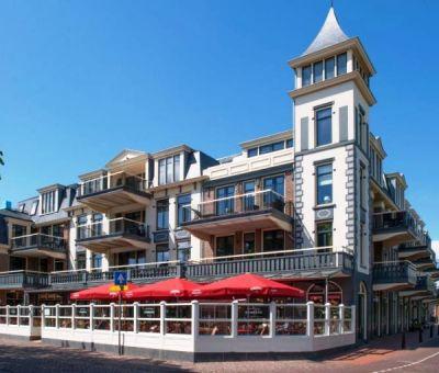 Vakantiehuis Domburg: Appartement Bordeaux 4-personen