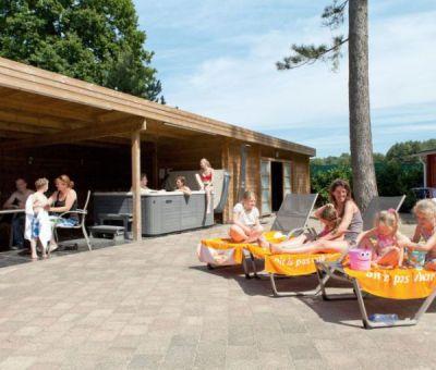 Vakantiewoningen huren in Arcen, Limburg, Nederland | chalet voor 12 personen