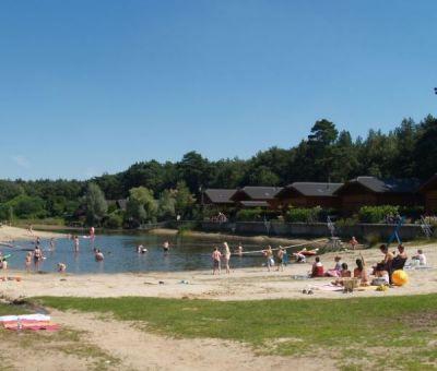 Vakantiehuis Lochem: Chalet type Pavilion 4-personen
