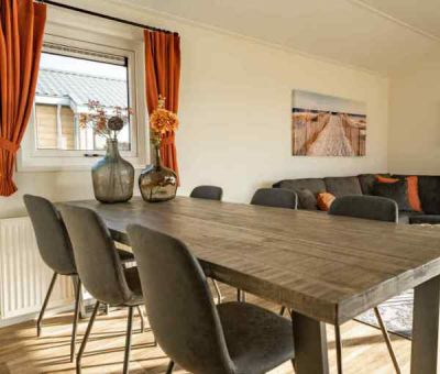 Vakantiehuis Linden: Chalet type Velthorst 6-personen