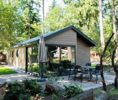 Vakantiehuis Maarn: Chalet type Velthorst 4-personen