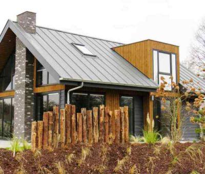 Vakantiehuis Biddinghuizen: Bungalow type Villa 10-personen
