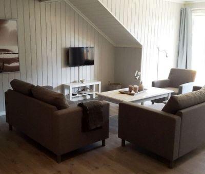 Vakantiehuisje huren in Stathelle, Telemark, Noorwegen | appartement voor 4 - 6 personen