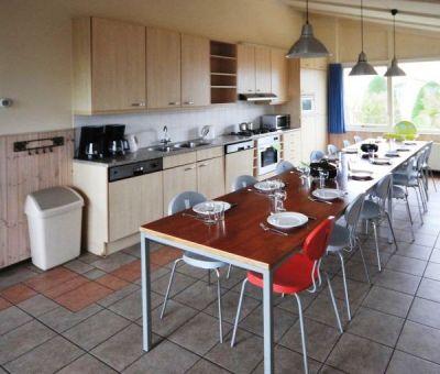 Vakantiehuis Kamperland: Bungalow type FV14 14-personen
