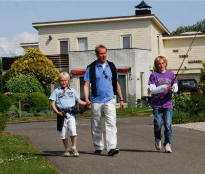 Vakantiehuis Kamperland: Bungalow type NE 4-personen