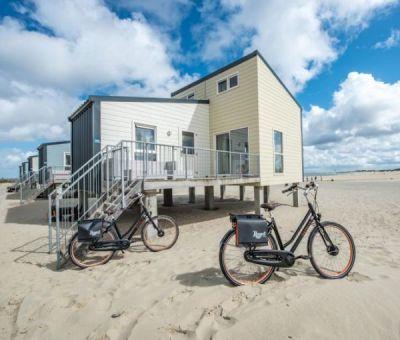Vakantiehuis Kamperland: Beach House 6-personen