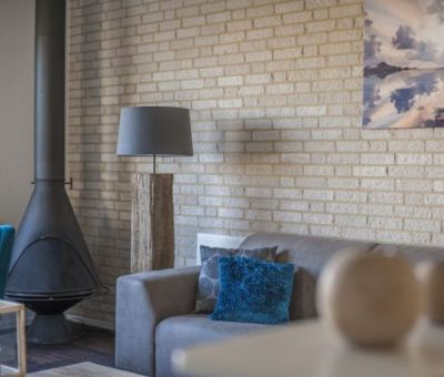 Vakantiehuis Kamperland: Luxe Bungalow type BD Comfort 6-personen