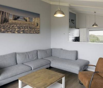 Vakantiehuis Kamperland: Bungalow type BE Comfort 8-personen