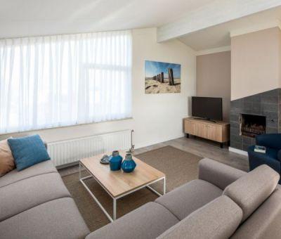 Vakantiehuis Kamperland: Bungalow type BF Comfort 6-personen
