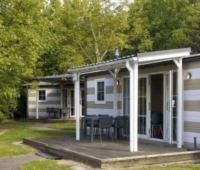 Vakantiehuis Kamperland: Chalet type RP4B 4-personen