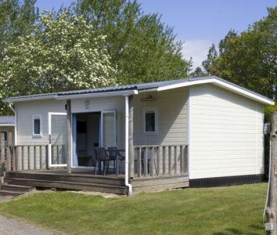Vakantiehuis Kamperland: Chalet type RP6A 6-personen