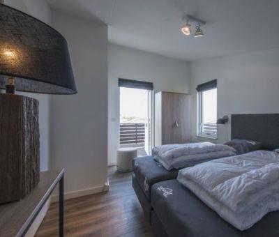 Vakantiehuis Kamperland: Luxe Bungalow type NS Comfort 4-personen