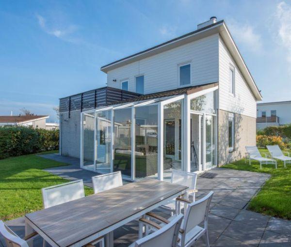 Vakantiehuis Kamperland Luxe Bungalow Type Ns Comfort 4 Personen