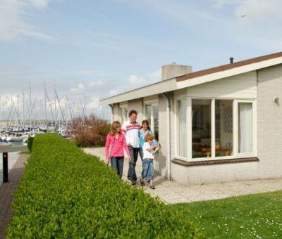 Vakantiehuis Kamperland: Luxe Bungalow type RG Comfort 4-personen