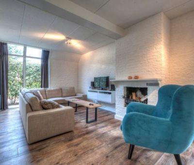 Vakantiehuis Kamperland: Luxe Bungalow type RJ Comfort 6-personen