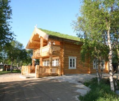 Bungalows huren in Lakselv, Finnmark, Noorwegen | bungalows voor 6 - 8 personen