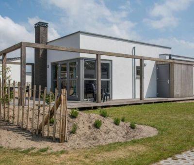 Vakantiehuis Ouddorp: Bungalow type 4B 4-personen
