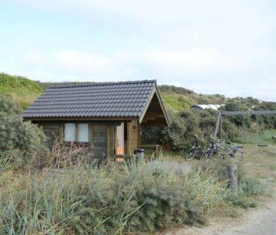 Vakantiewoningen huren in De Koog, Texel, Noord Holland, Nederland | trekkershut voor 4 personen