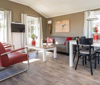 Luxe chalets huren in Den Hoorn, Texel, Noord Holland, Nederland | chalet voor 4 personen
